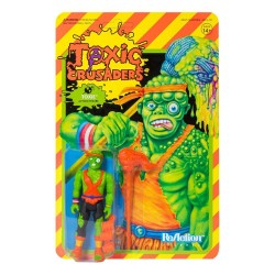 Toxic Crusaders ReAction Actionfigur Wave 1 Toxie (10 cm)