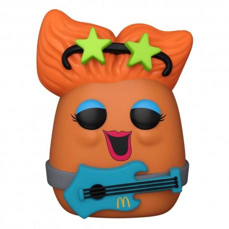 McDonald's POP! Ad Icons Vinyl Figur Rockstar Nugget (10 cm)