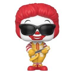 McDonald's POP! Ad Icons Vinyl Figur Rock Out Ronald McDonald (10 cm)