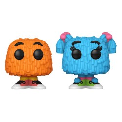 McDonald's POP! Ad Icons Vinyl Figuren Doppelpack Fry Guy (Orange/Blue Pigtails) (10 cm)