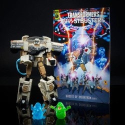 Transformers x Ghostbusters: Legacy Fahrzeug Ecto-1 (18 cm)