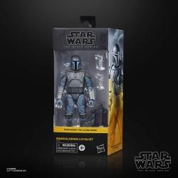 Star Wars Black Series Actionfigur Mandolorian Loyalist (The Clone Wars) (15 cm)