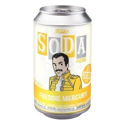 Queen Funko SODA Vinyl Figur Freddie Mercury (11 cm)
