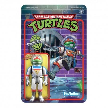 Teenage Mutant Ninja Turtles ReAction Actionfigur Space Cadet Raphael (10 cm)