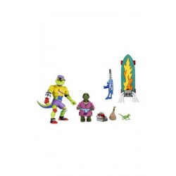 Teenage Mutant Ninja Turtles Cartoon Ultimate Actionfigur Mondo Gecko (18 cm)