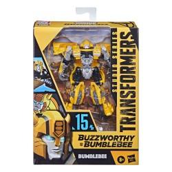Transformers Buzzworthy Bumblebee Studio Series Deluxe Class Actionfigur Bumblebee (Transformers: Bumblebee) (11 cm)