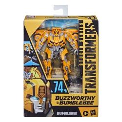 Transformers Buzzworthy Bumblebee Studio Series Deluxe Class Actionfigur Bumblebee (Transformers: Revenge of the Fallen) (11 cm)