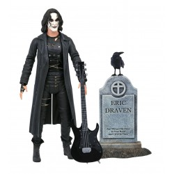 The Crow Select Deluxe Actionfigur Eric Draven (18 cm)
