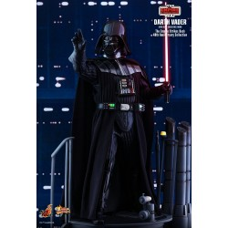 Star Wars Hot Toys Actionfigur 1/6 Darth Vader (The Empire Strikes Back 40th Anniversary Collection) (35 cm)