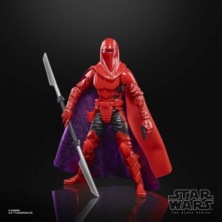 Star Wars Crimson Empire Black Series Actionfigur Carnor Jax (Lucasfilm 50th Anniversary) (15 cm)