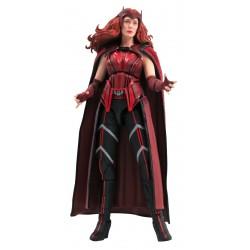 Marvel Select WandaVision Actionfigur Scarlet Witch (18 cm)