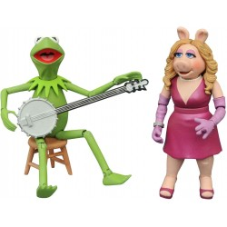 The Muppets Select Best of Series 1 Kermit & Miss Piggy