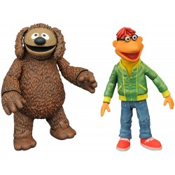 The Muppets Select Best of Series 1 Scooter & Rowlf