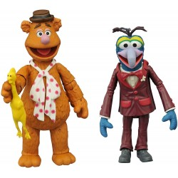 The Muppets Select Best of Series 1 Gonzo & Fozzie