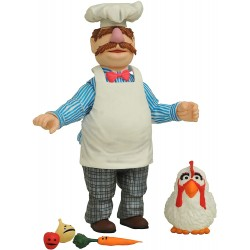 The Muppets Select Best of Series 2 Swedish Chef & Chicken