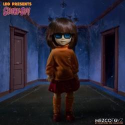 Living Dead Dolls Mission Scooby-Doo Build A Figure Puppe Velma (25 cm)