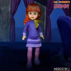 Living Dead Dolls Mission Scooby-Doo Build A Figure Puppe Daphne (25 cm)