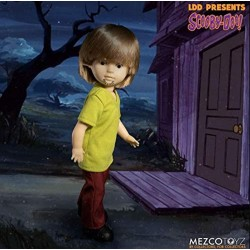 Living Dead Dolls Mission Scooby-Doo Build A Figure Puppe Shaggy (25 cm)