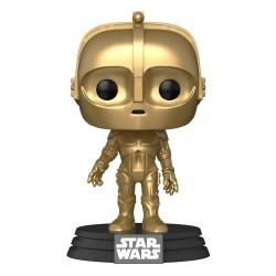 Star Wars Concept POP! TV Vinyl Figur C-3PO (10 cm)
