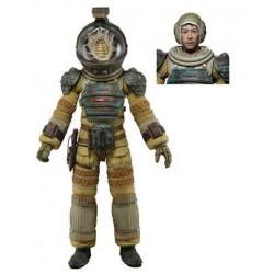 Neca Alien 40th Anniversary Serie 3 Actionfigur Kane (Compression) (18 cm)