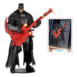 DC Multiverse Build A Actionfigur Batman (Death Metal) (18 cm)