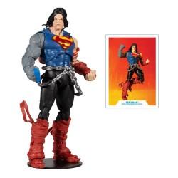 DC Multiverse Build A Actionfigur Superman (Death Metal) (18 cm)