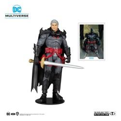 DC Multiverse Actionfigur Thomas Wayne Flashpoint Batman (Unmasked) (18 cm)