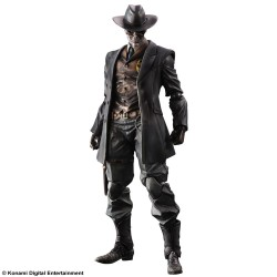Play Arts Kai Metal Gear Solid V The Phantom Pain Actionfigur Skull Face (27 cm)