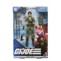 G.I. Joe Classified Series Wave 4 Actionfigur Lady Jaye (15 cm)