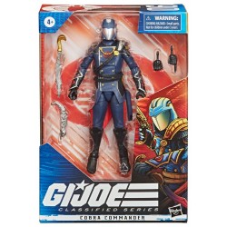 G.I. Joe Classified Series Wave 4 Actionfigur Cobra Commander (15 cm)