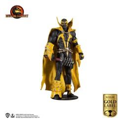 Mortal Kombat Actionfigur Spawn (Curse of Apocalypse) (Gold Label Series) (18 cm)