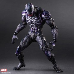 Play Arts Kai Marvel Comics Variant Actionfigur Venom (26 cm)