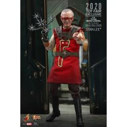Hot Toys Marvel Thor Ragnarok Movie Masterpiece Actionfigur 1/6 Stan Lee (31 cm) (Hot Toys Exclusive)