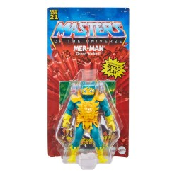 Masters of the Universe Origins Actionfigur Lords of Power Mer-Man (14 cm)
