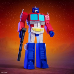 Transformers Ultimates Wave 1 Actionfigur Optimus Prime (20 cm)