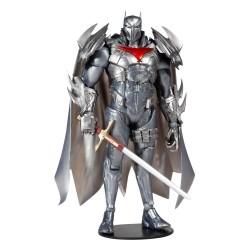 DC Multiverse Batman: Curse of the White Knight Actionfigur Azrael Batman Armor (Gold Label) (18 cm)