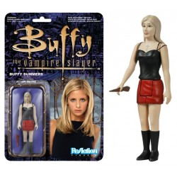 Buffy ReAction Actionfigur Buffy Summers (10 cm)