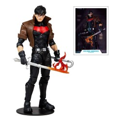 DC Multiverse The New 52 Actionfigur Red Hood Unmasked (Gold Label) (18 cm)