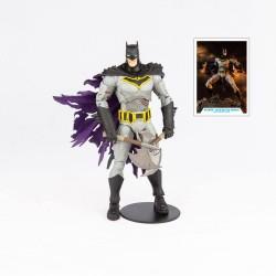 DC Multiverse Actionfigur Batman with Battle Damage (Dark Nights: Metal) (18 cm)