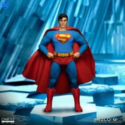 DC Comics Actionfigur One:12 Superman - Man of Steel Edition  (16 cm)