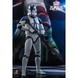 Star Wars The Clone Wars Actionfigur 1/6 501st Battalion Clone Trooper (30 cm)