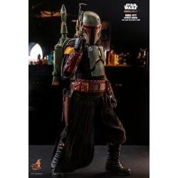 Star Wars The Mandalorian Actionfigur 1/6 Boba Fett (Repaint Armor) (30 cm)