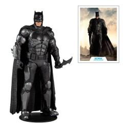 DC Multiverse Justice League Movie Actionfigur Batman (18 cm)