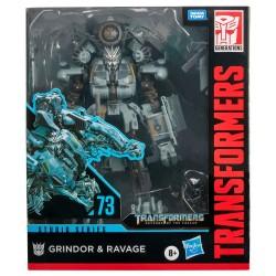 Transformers Studio Series Leader Class Actionfigur Grindor & Ravage (Transformers: Revenge of the Fallen) (21 cm)