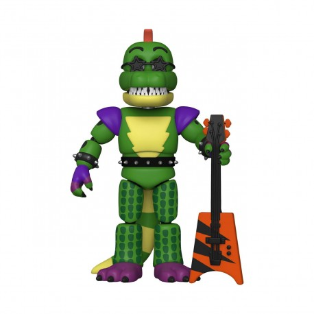 Five Nights at Freddy's Actionfigur Montgomery Gator (Security Breach) (13 cm)