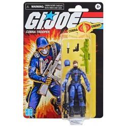 G.I. Joe Retro Collection Wave 2 Actionfigur Cobra Trooper (10 cm)