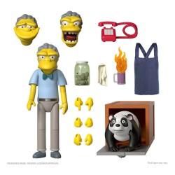 The Simpsons Ultimates Actionfigur Moe (18 cm)