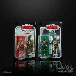 Star Wars Black Series Actionfiguren Doppelpack Bounty Hunters (40th Anniversary Edition) (15 cm)