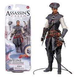 Assassin's Creed Series 2 Actionfigur Aveline de Grandpre (15cm)