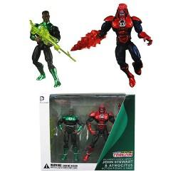 DC Comics Green Lantern John Stewart & Atrocitus (NYCC Exclusive Set) (10 cm)